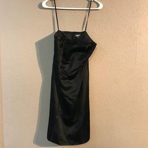 Ann Taylor Dresses - NWT Size 6P Ann Taylor Black Strapless Dress